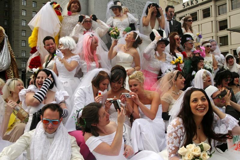 San Francisco The Brides Of 8