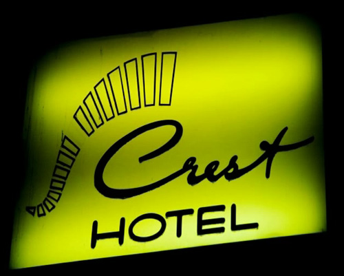 richard mark dobson - the crest hotel