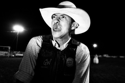 Lives and Times of Small Town Bullriders of Texas.