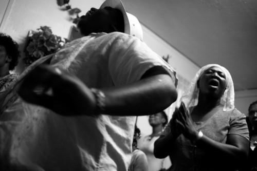 Haitian Baptism