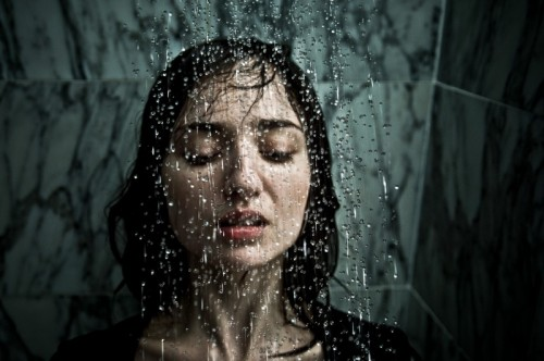 manjari sharma - the shower series