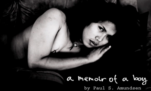 paul amundsen - a memoir of a boy