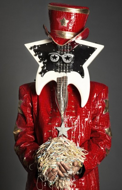 Bootsy Collins / Star Bass, 2010, Cincinatti Ohio