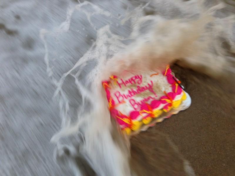 Happy Birthday Cake with Name Edit