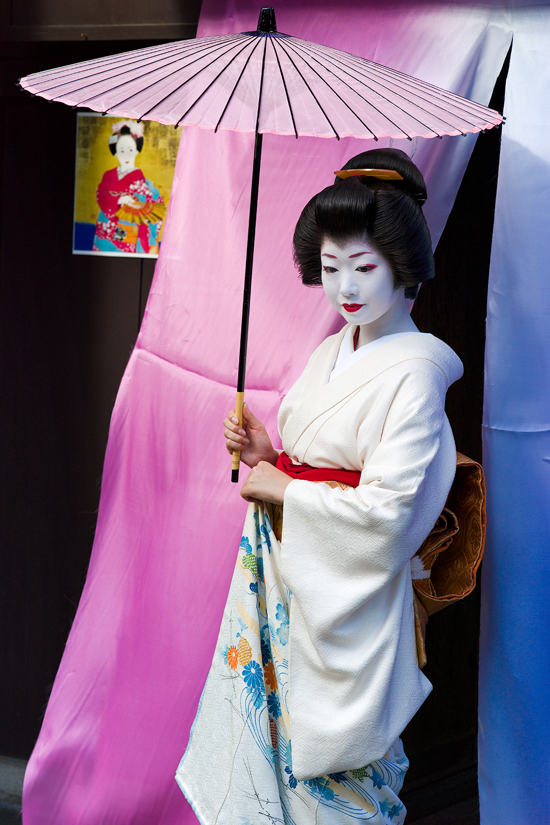 the geishas role in japanese social life