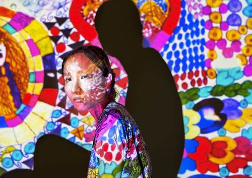 Bao Liping, female, born in 1983, Autism, Shanghai