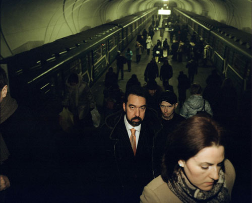 tomer ifrah - metro