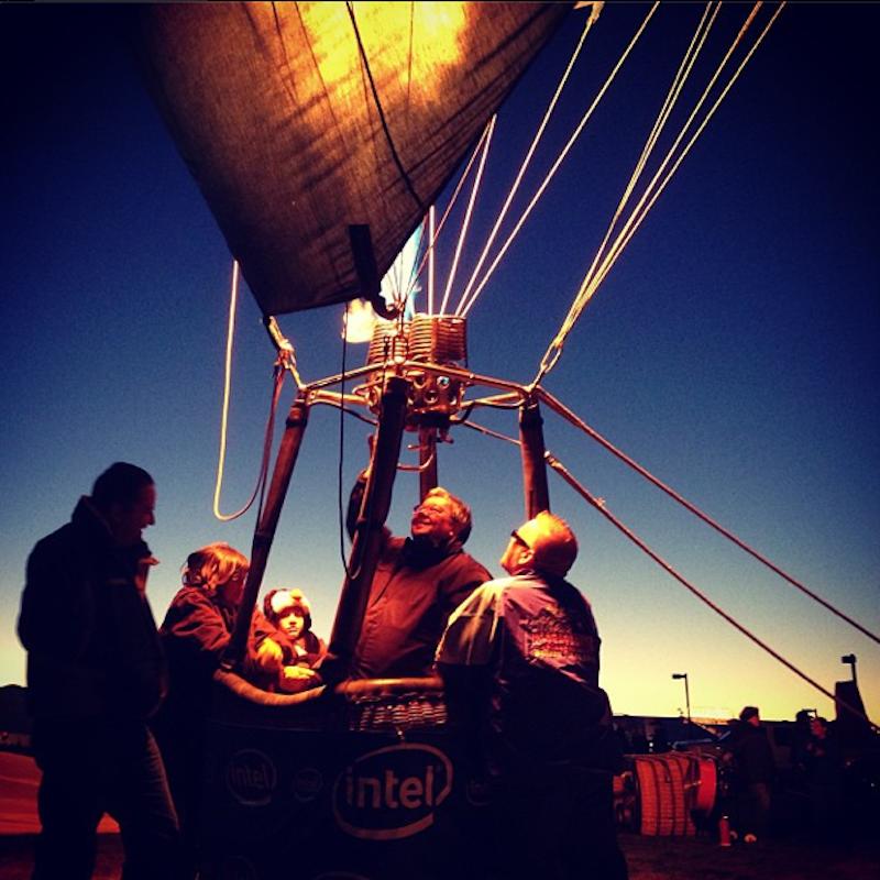 Intel Airship Crew