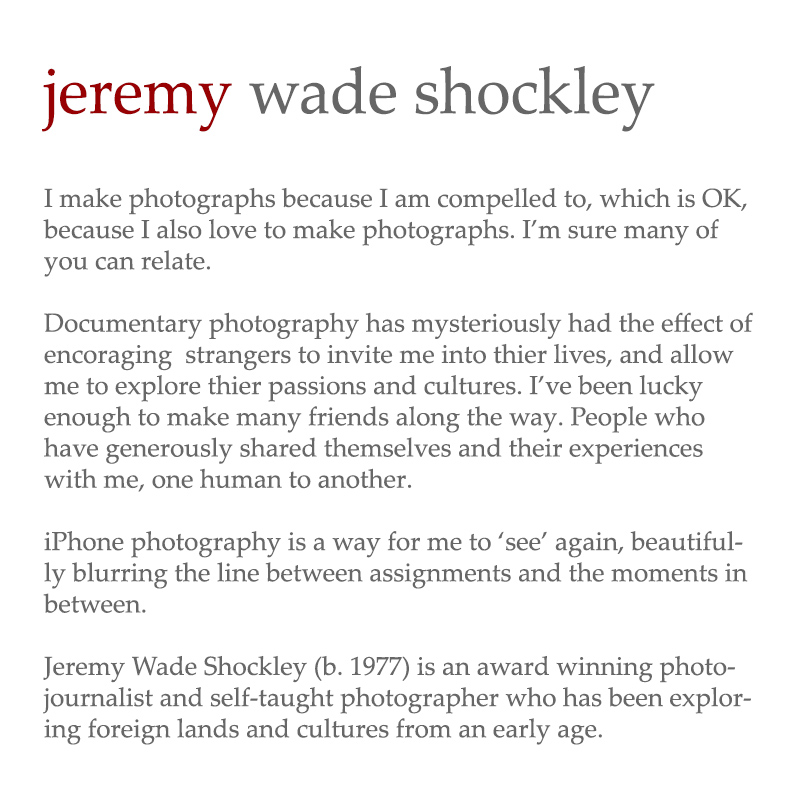 jeremywadeshockley