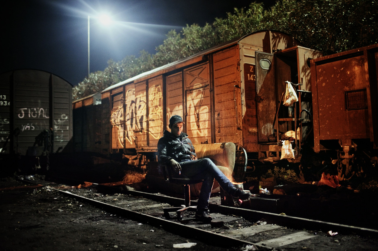 Youth Denied: Young Migrants in Greece