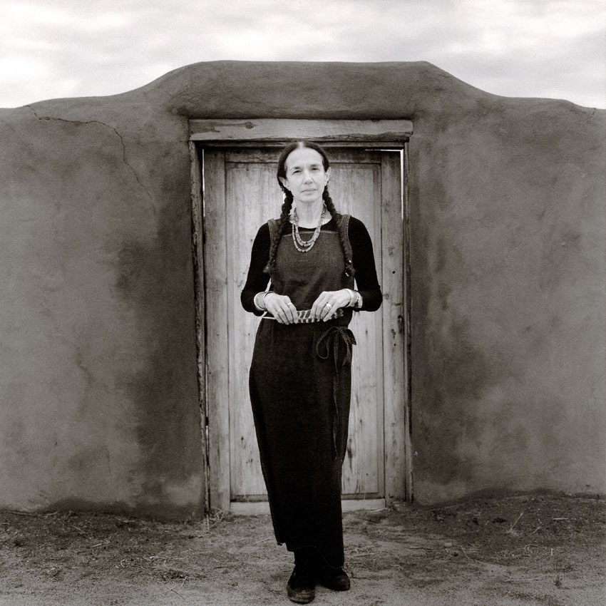 Mary Ellen Mark: 801O-001-01X Santa Fe, New Mexico, USA, 1996  Photograph by Joshua Kogan