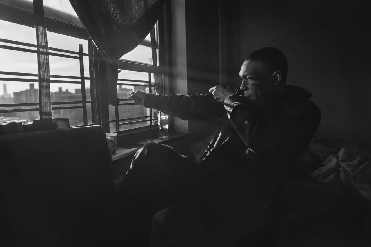 Nicolas Enriquez – The Bloodline « burn magazine